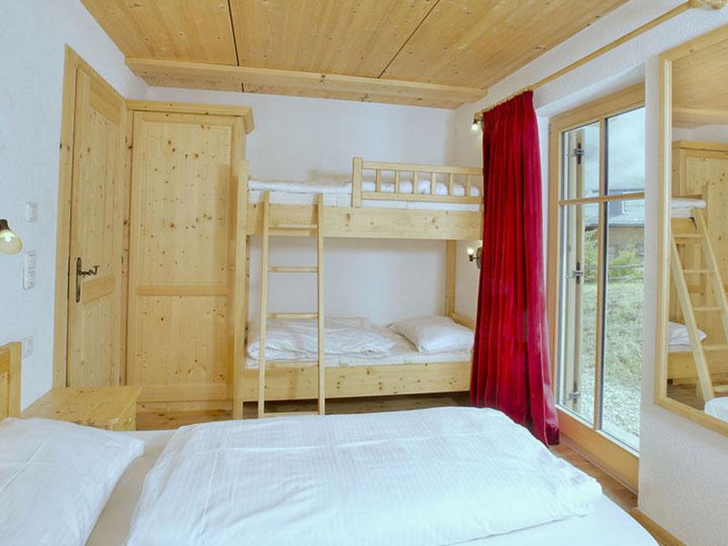 murmelalm slaapkamer