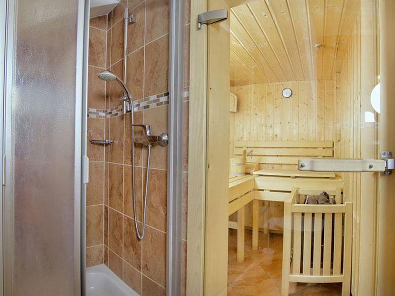 murmelalm badkamer