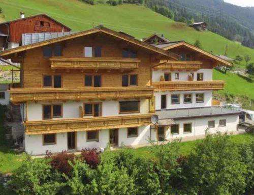 Chalet Bergerblick Zillertal Arena (max. 50 pers.)